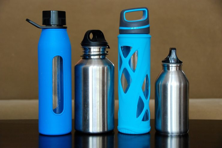 What to look for in water bottles