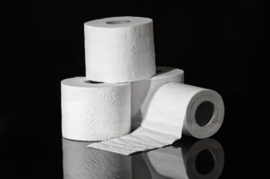 is toilet paper biodegradable