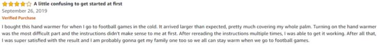 SMSJ review