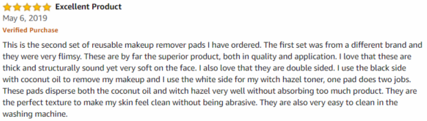 Green Estate Amazon review