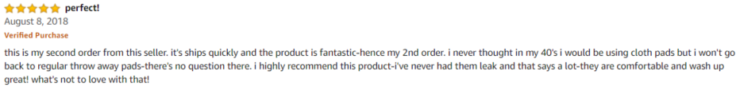 Highoh Amazon review