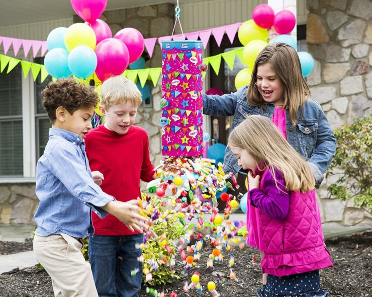 Goodie Gusher Reusable Pinata
