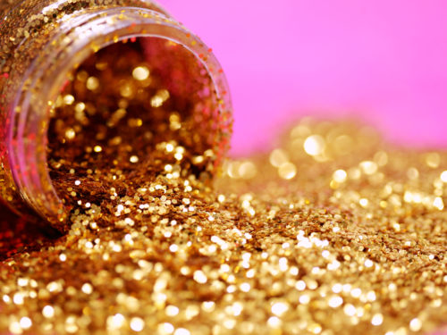 Pot Of Gold Biodegradabl Glitter