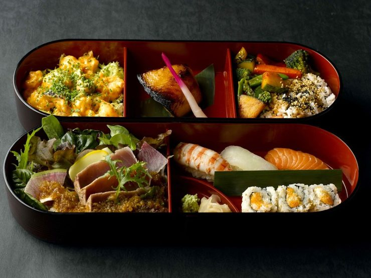 Reusable Bento Box