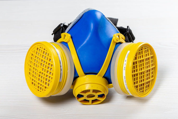 Reusable Respirator