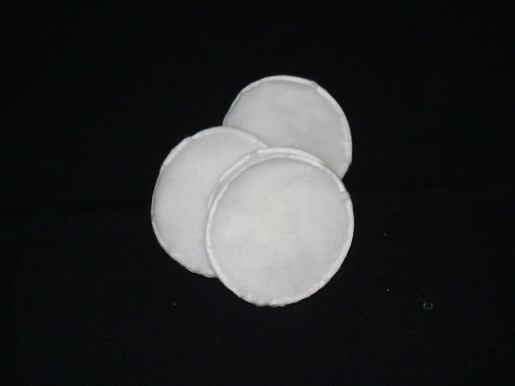 Reusable cotton round