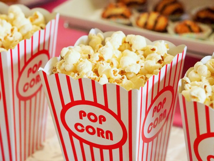 reusable popcorn bucket