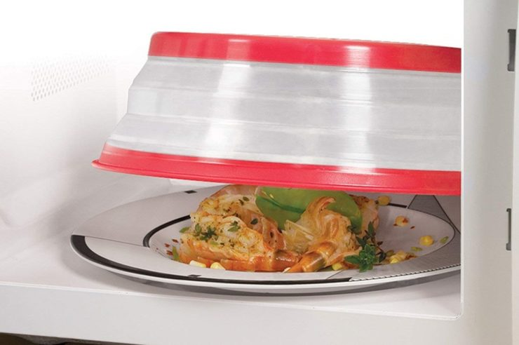 Tovolo microwaveable food cover