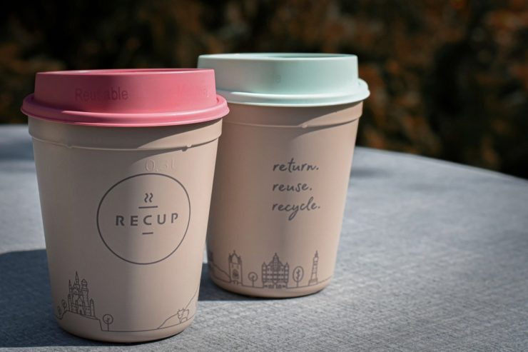 Reusable Go-Cups