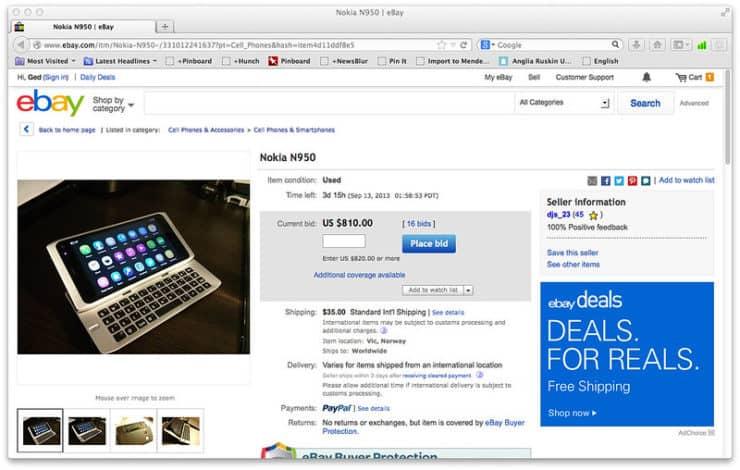Ebay-electronic