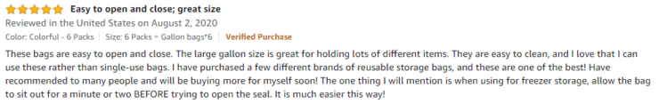 FORID Amazon Review