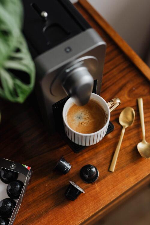 Nespresso Reusable pods